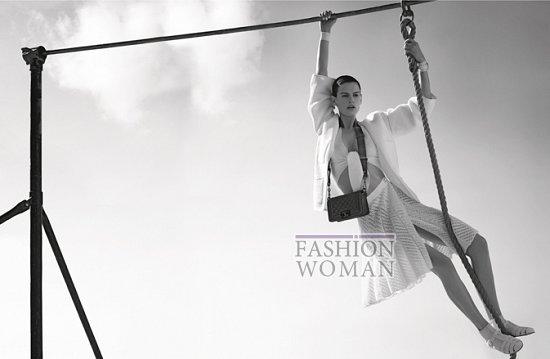Рекламная кампания Chanel весна 2012 фото №5