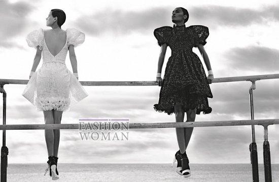 Рекламная кампания Chanel весна 2012 фото №7