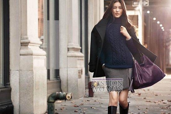 Рекламная кампания Coach осень-зима 2013-2014 фото №3