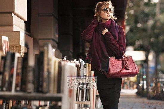 Рекламная кампания Coach осень-зима 2013-2014 фото №10