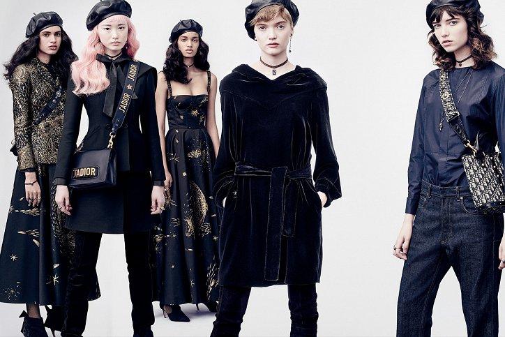 Рекламная кампания Dior осень-зима 2017-2018 фото №3