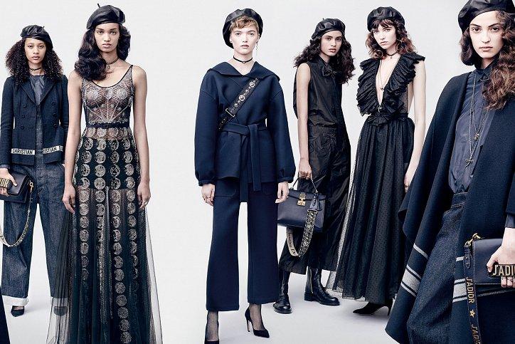 Рекламная кампания Dior осень-зима 2017-2018 фото №4