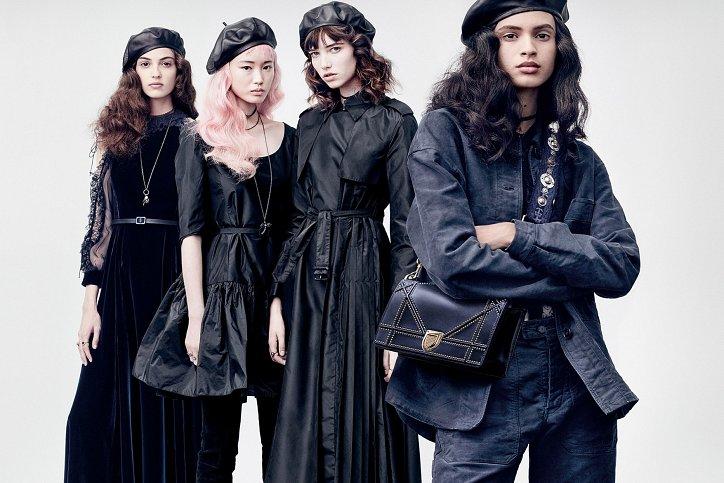 Рекламная кампания Dior осень-зима 2017-2018 фото №5