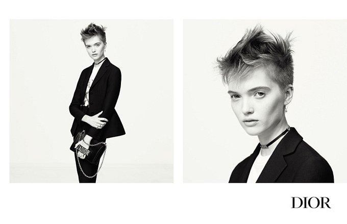 Рекламная кампания Dior весна-лето 2017 фото №2