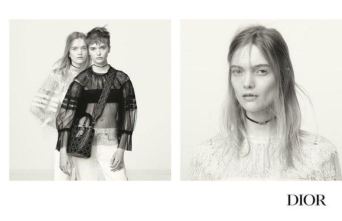 Рекламная кампания Dior весна-лето 2017 фото №7