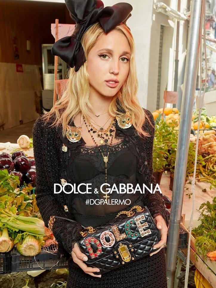 Рекламная кампания Dolce  фото №12