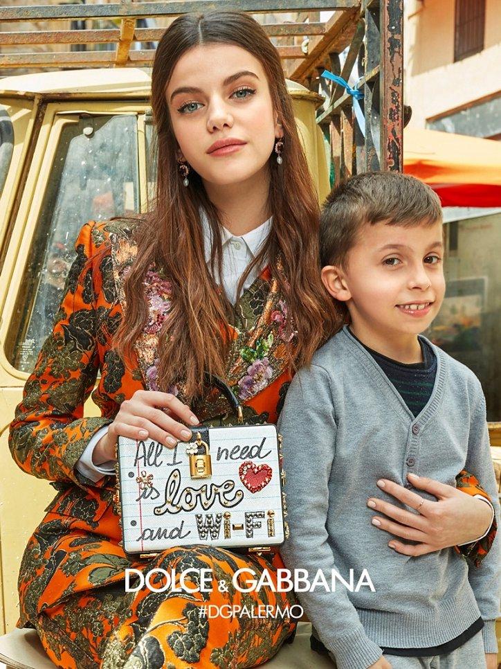 Рекламная кампания Dolce  фото №15