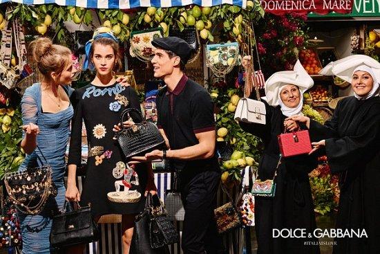 Рекламная кампания Dolce  фото №13