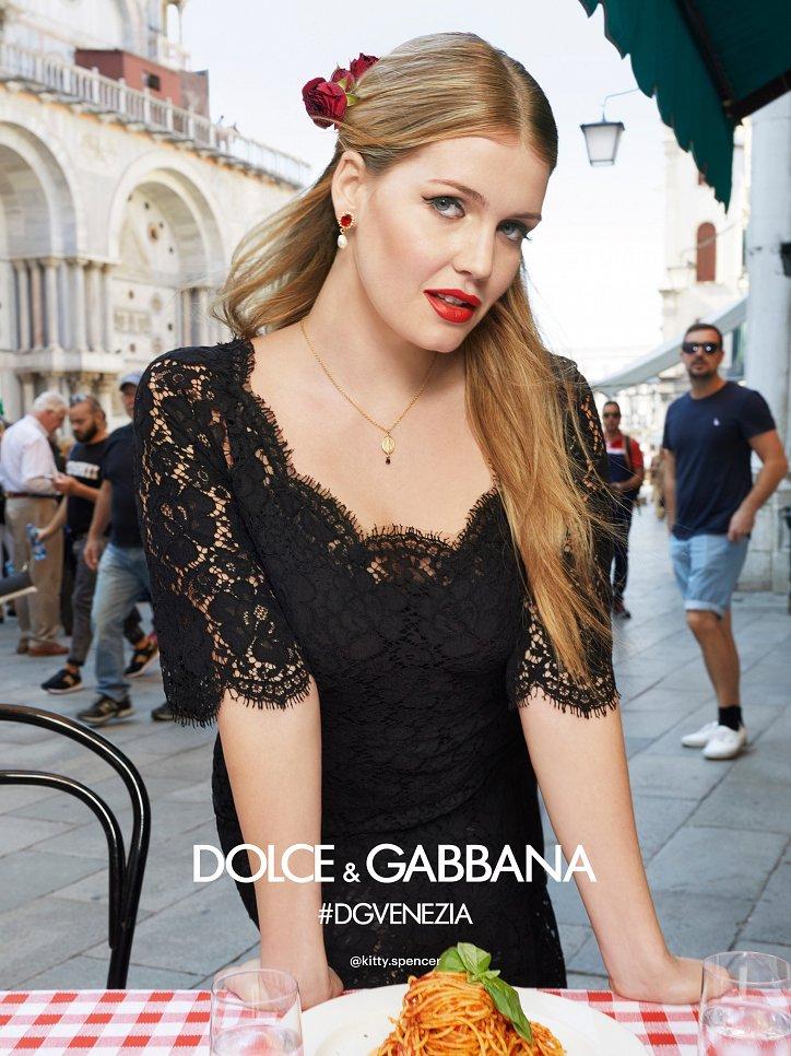 Рекламная кампания Dolce  фото №7