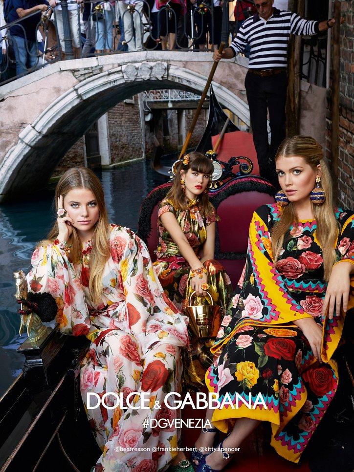 Рекламная кампания Dolce  фото №10