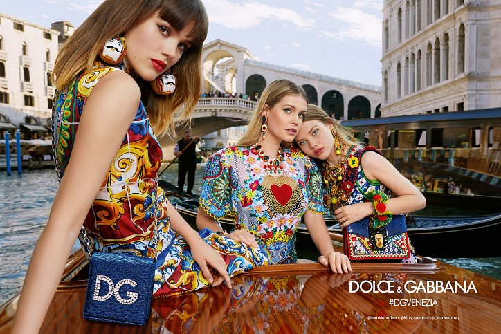 Рекламная кампания Dolce  фото №11