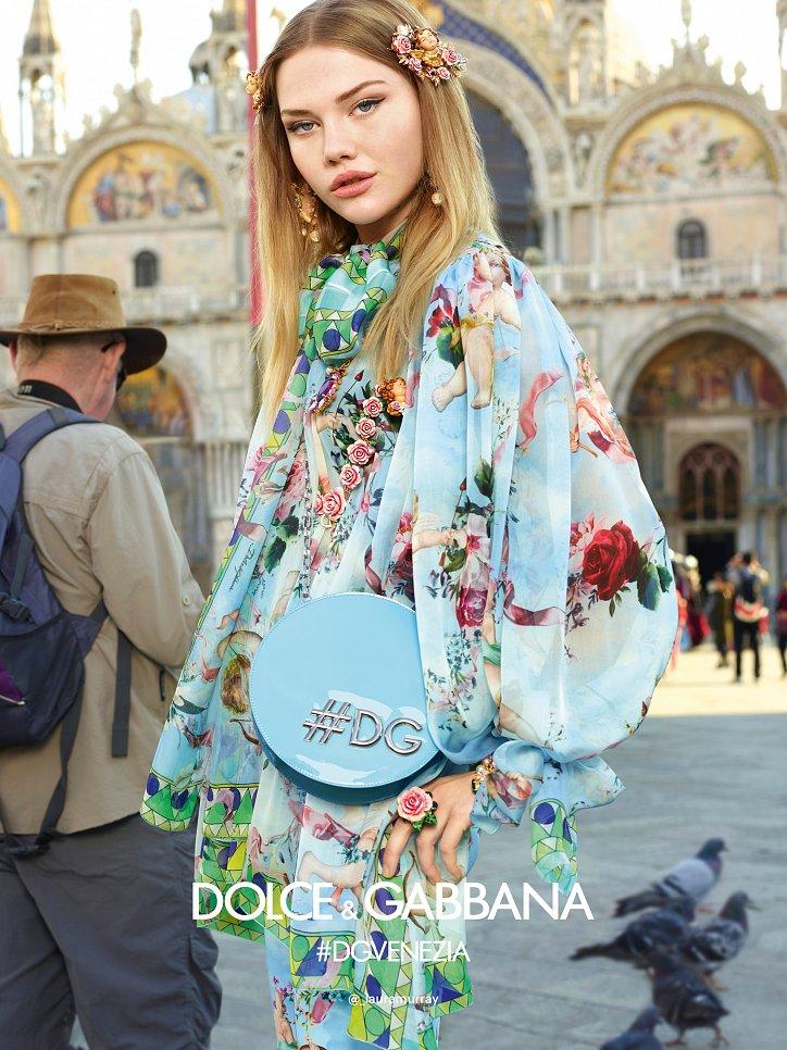 Рекламная кампания Dolce  фото №16