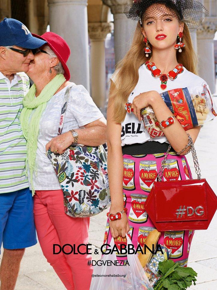 Рекламная кампания Dolce  фото №17