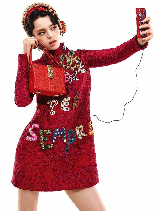 Рекламная кампания Dolce фото №9