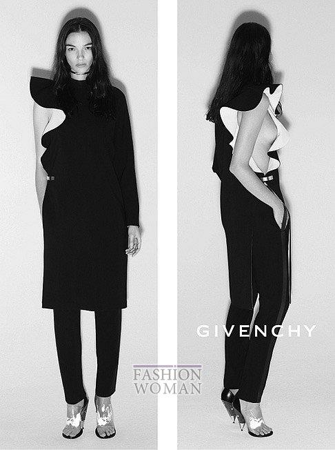 Рекламная кампания Givenchy весна-лето 2013