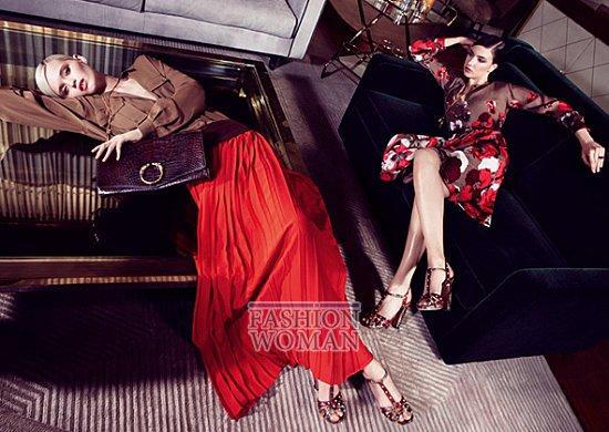 Рекламная кампания Gucci Pre-Fall 2012 фото №1