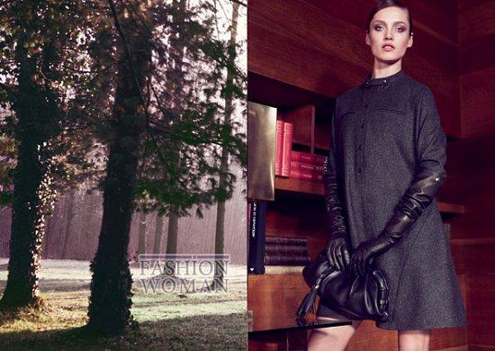 Рекламная кампания Gucci Pre-Fall 2012 фото №2