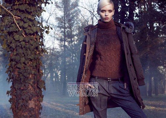 Рекламная кампания Gucci Pre-Fall 2012 фото №12