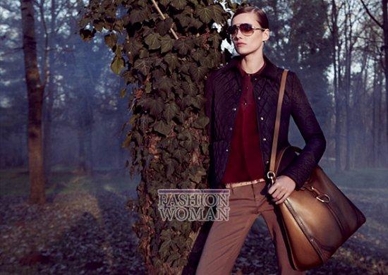 Рекламная кампания Gucci Pre-Fall 2012 фото №13