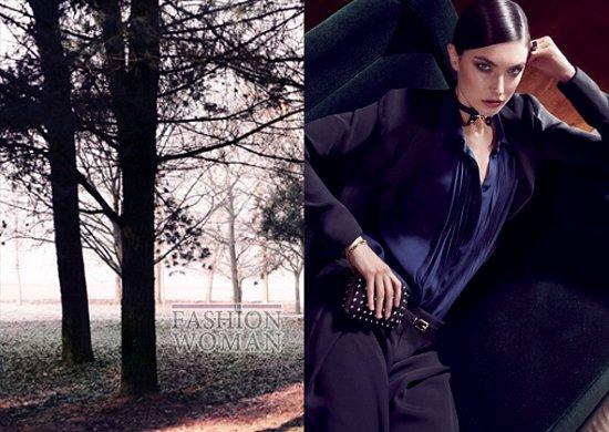 Рекламная кампания Gucci Pre-Fall 2012 фото №15