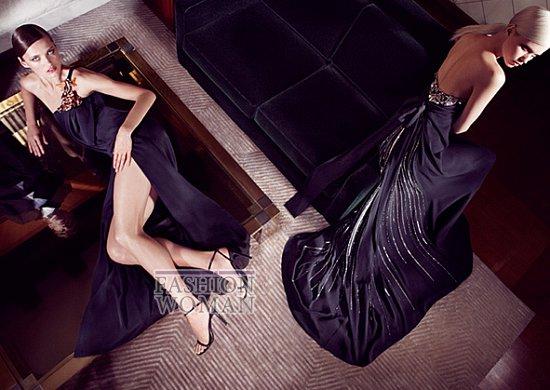 Рекламная кампания Gucci Pre-Fall 2012 фото №16