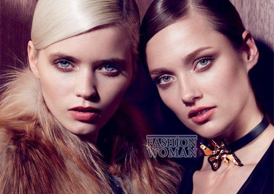 Рекламная кампания Gucci Pre-Fall 2012 фото №18