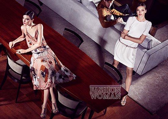 Рекламная кампания Gucci Pre-Fall 2012 фото №4