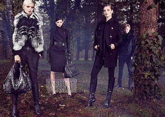 Рекламная кампания Gucci Pre-Fall 2012 фото №5