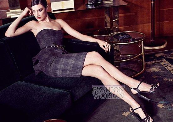 Рекламная кампания Gucci Pre-Fall 2012 фото №6