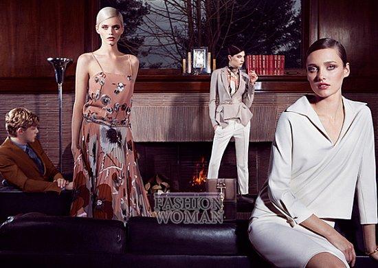 Рекламная кампания Gucci Pre-Fall 2012 фото №7