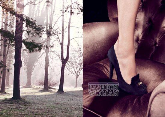 Рекламная кампания Gucci Pre-Fall 2012 фото №9