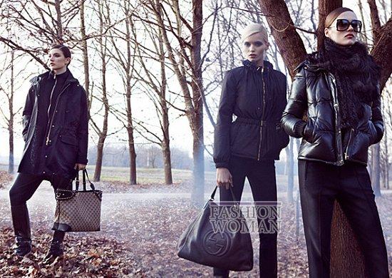 Рекламная кампания Gucci Pre-Fall 2012 фото №10