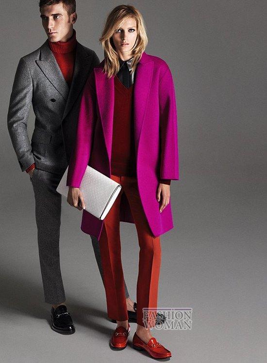 Рекламная кампания Gucci Pre-Fall 2014 фото №2