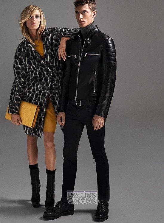 Рекламная кампания Gucci Pre-Fall 2014 фото №3