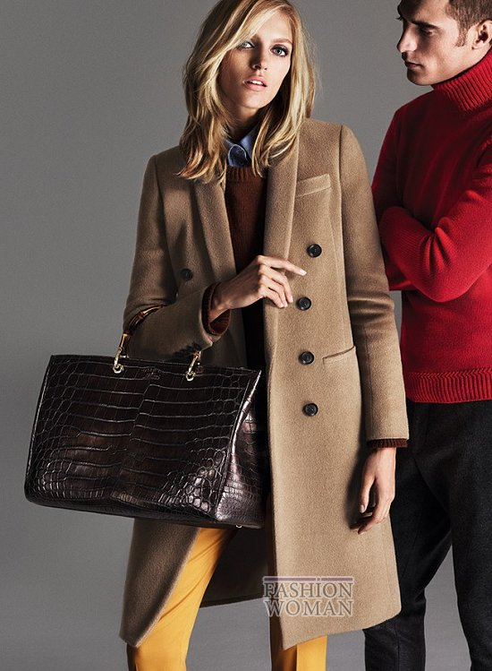 Рекламная кампания Gucci Pre-Fall 2014 фото №4