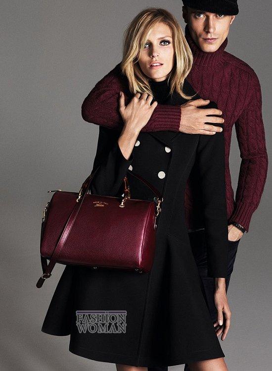 Рекламная кампания Gucci Pre-Fall 2014 фото №5