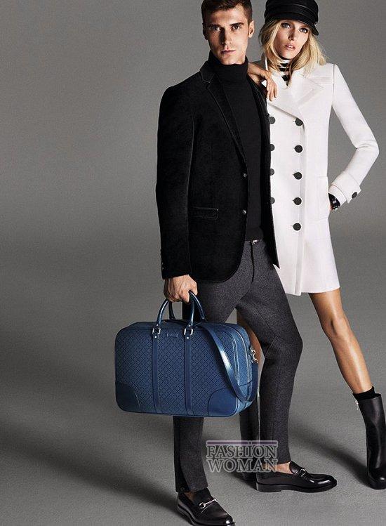Рекламная кампания Gucci Pre-Fall 2014 фото №6