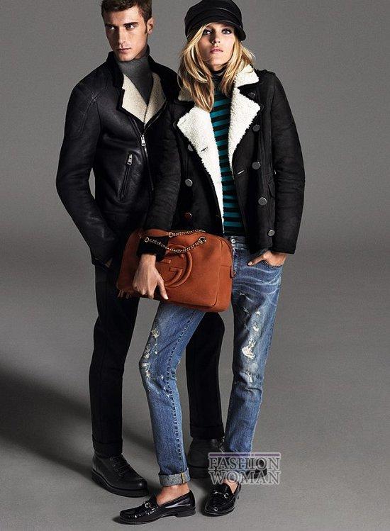 Рекламная кампания Gucci Pre-Fall 2014 фото №7