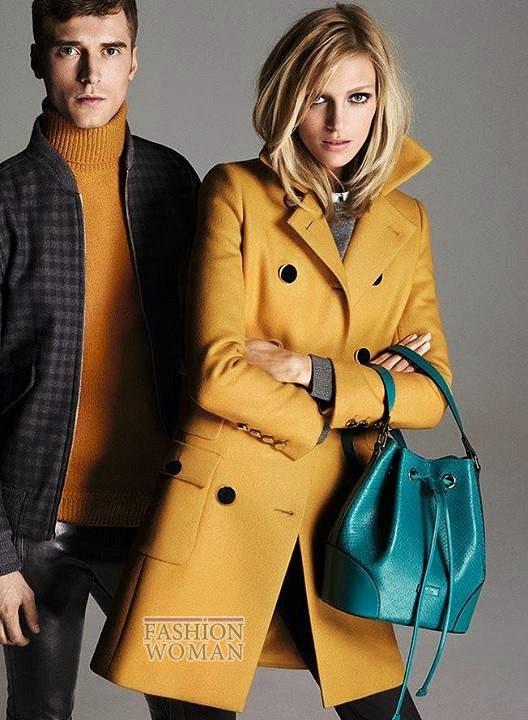 Рекламная кампания Gucci Pre-Fall 2014 фото №9