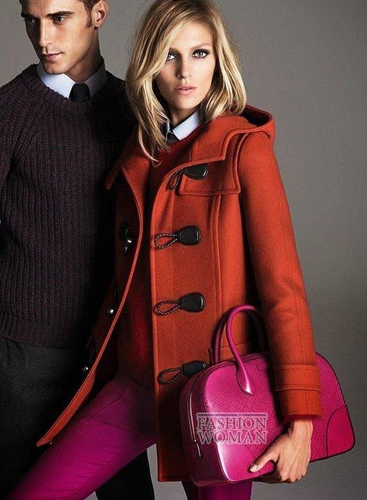 Рекламная кампания Gucci Pre-Fall 2014 фото №10