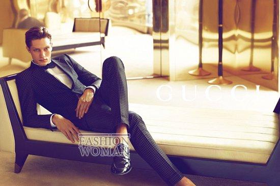 Рекламная кампания Gucci весна-лето 2012  фото №10
