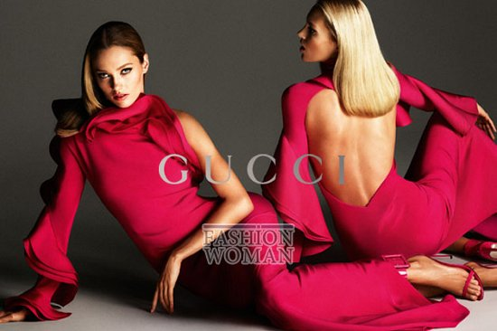 Рекламная кампания Gucci весна-лето 2013 фото №2