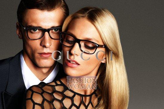 Рекламная кампания Gucci весна-лето 2013 фото №12