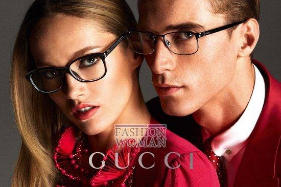 Рекламная кампания Gucci весна-лето 2013 фото №13