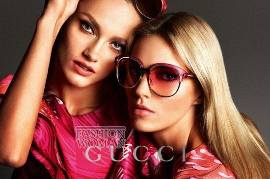Рекламная кампания Gucci весна-лето 2013 фото №14