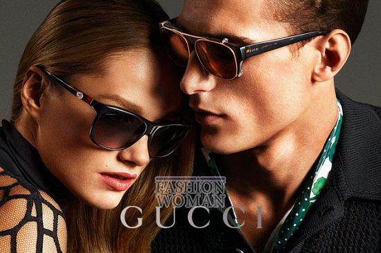 Рекламная кампания Gucci весна-лето 2013 фото №16