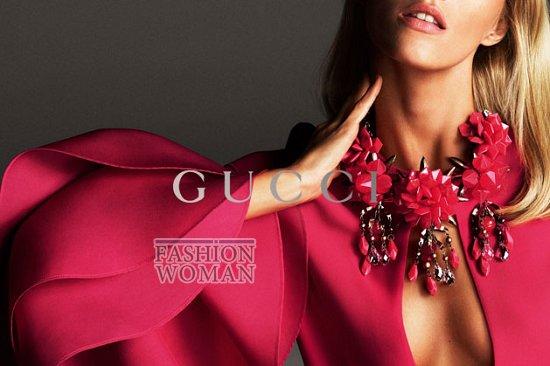 Рекламная кампания Gucci весна-лето 2013 фото №17