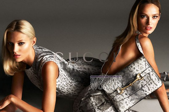 Рекламная кампания Gucci весна-лето 2013 фото №5