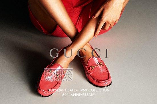 Рекламная кампания Gucci весна-лето 2013 фото №7