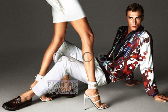 Рекламная кампания Gucci весна-лето 2013 фото №9